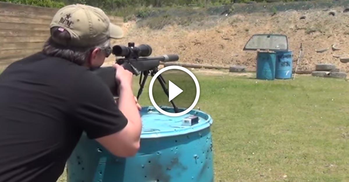 22 long rifle penetration