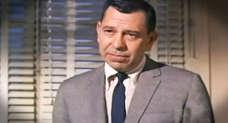 In 1968 Joe Friday sent a message every protesting Millennial needs to hear