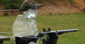 The most dangerous thing you can do with a muzzleloader