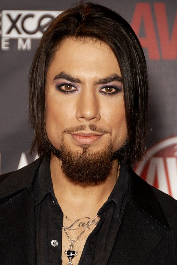 Singer and guitarist Dave Navarro was seeing Andrea Tantaros in 2015.
