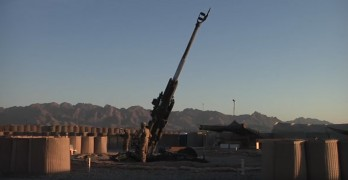 Watch US troops fire the $80,000 Excalibur round for the first time