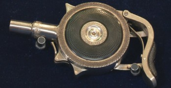Man finds rare antique in his grandpa's tool box but had no idea what it was until now