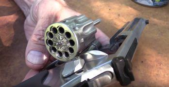 Meet the Model 617, Smith & Wesson's high capacity revolver