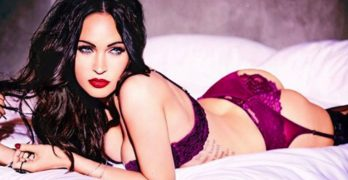 "Megan Fox turns 30, becomes ""lingerie ambassador"" for Frederick's"