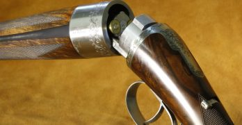 Rotary round action rifle/shotgun may be the rarest firearm of the modern era