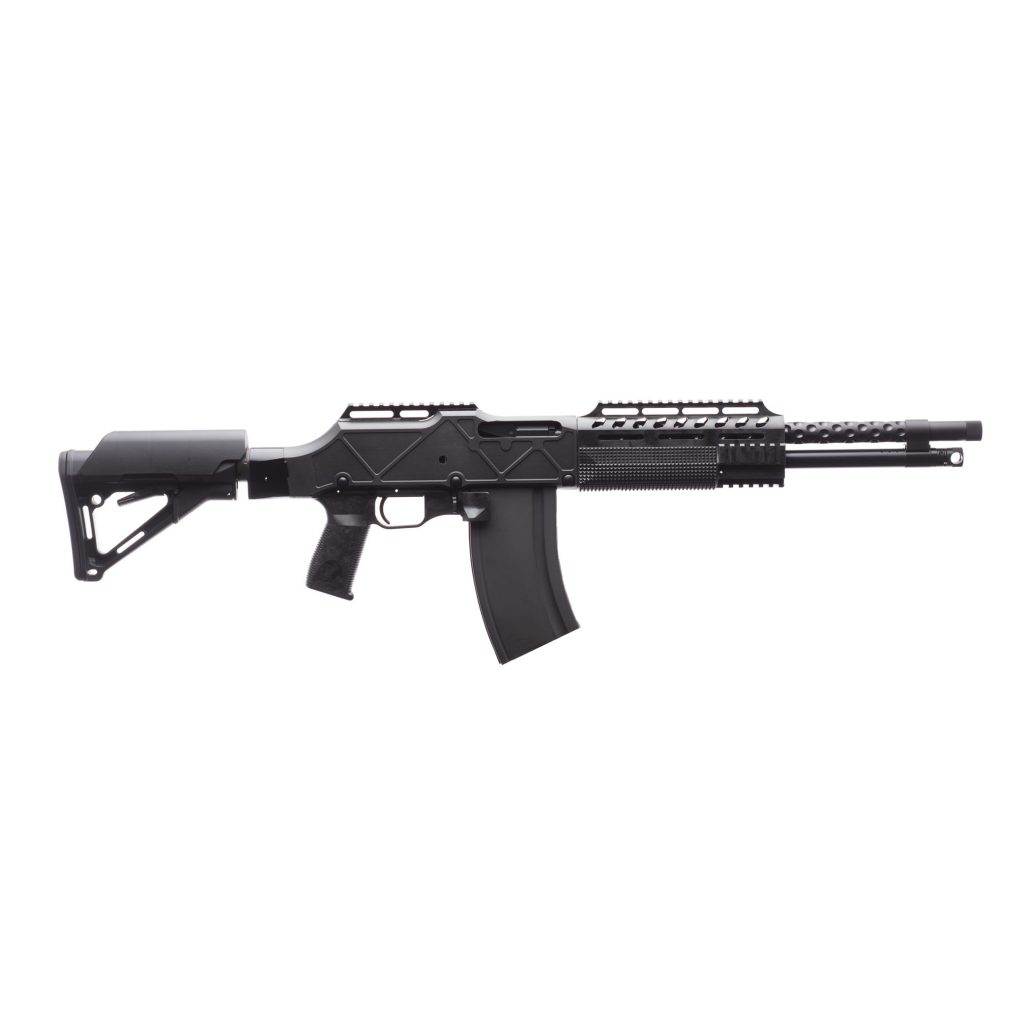 The Heavy Counter Assault Rifle, HCAR, by Ohio Ordnance Works.
