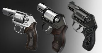 Kimber announces new revolver trifecta