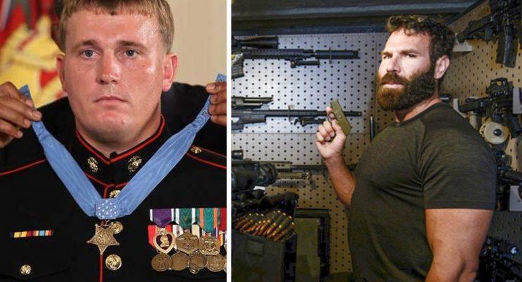 Medal of Honor recipient blasts Dan Bilzerian for self-promoting video filmed at Las Vegas shooting