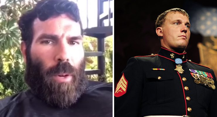 "Bilzerian blasts back, calls Medal of Honor Recipient ""Marine retard"" over Las Vegas video"