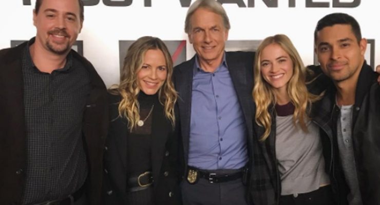 "Liberal viewers slam NCIS star Maria Bello for sharing ""shameful"" gun photo"