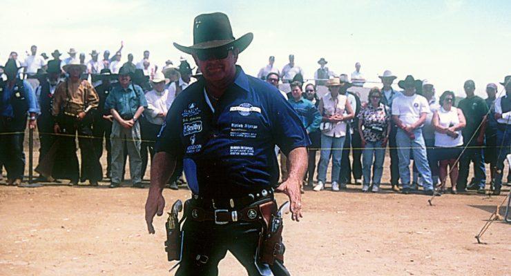 Remembering Bob Munden, the fastest gunslinger of all time