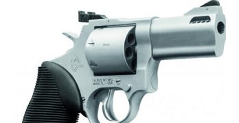 New multi-caliber revolver unveiled by Taurus