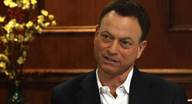 Gary Sinise shares his thoughts on gun control