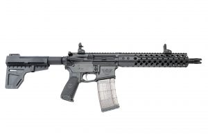 The Wilson Combat ARP Tactical short barreled rifle