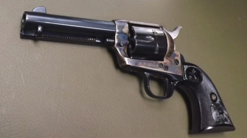 The Colt Single Action 1873 is one of the best handguns of all time.