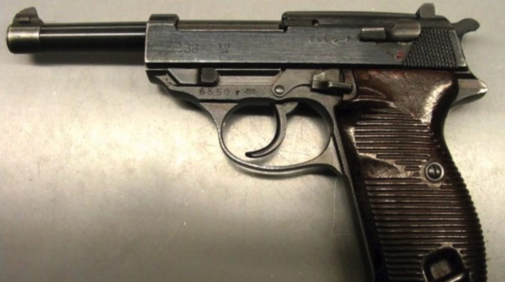 The Walther P38 was considered to be the best handgun of the German Army in WWII.