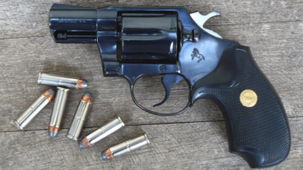 The Colt Detective Special was considered the best revolver by most police departments from the 1950s through the 1980s.