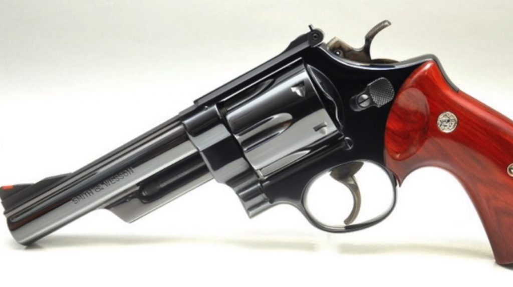 The Smith & Wesson Model 49 was considered to be the post powerful handgun in the world when it was first produced.