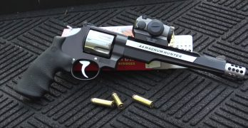 The joy of owning a .44 Magnum