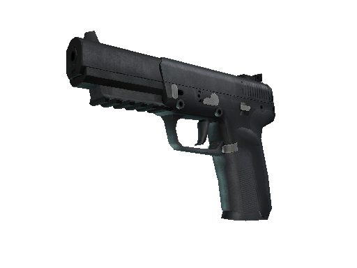 The FN Five-seveN is featured in the popular video game series Counter Strike.